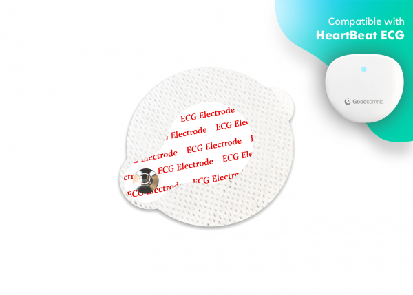 Electrodes for HeartBeat ECG (ECG) device, price € 49 pack (units) 50
