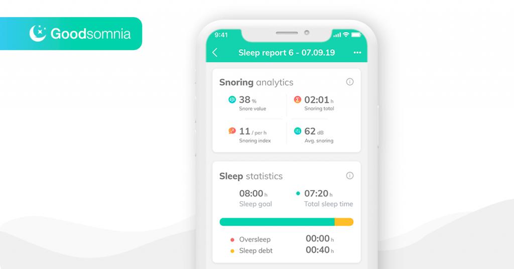 snoring analytics