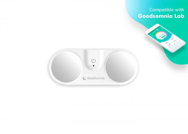Pocket ECG (ECG) device analisis and campatible Goodsomnia Lab