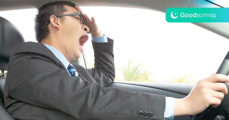 Driving with sleep apnea
