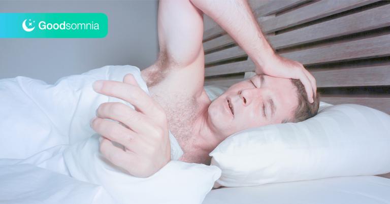 Can sleep apnea cause insomnia?