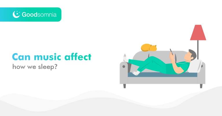Can music affect how we sleep?